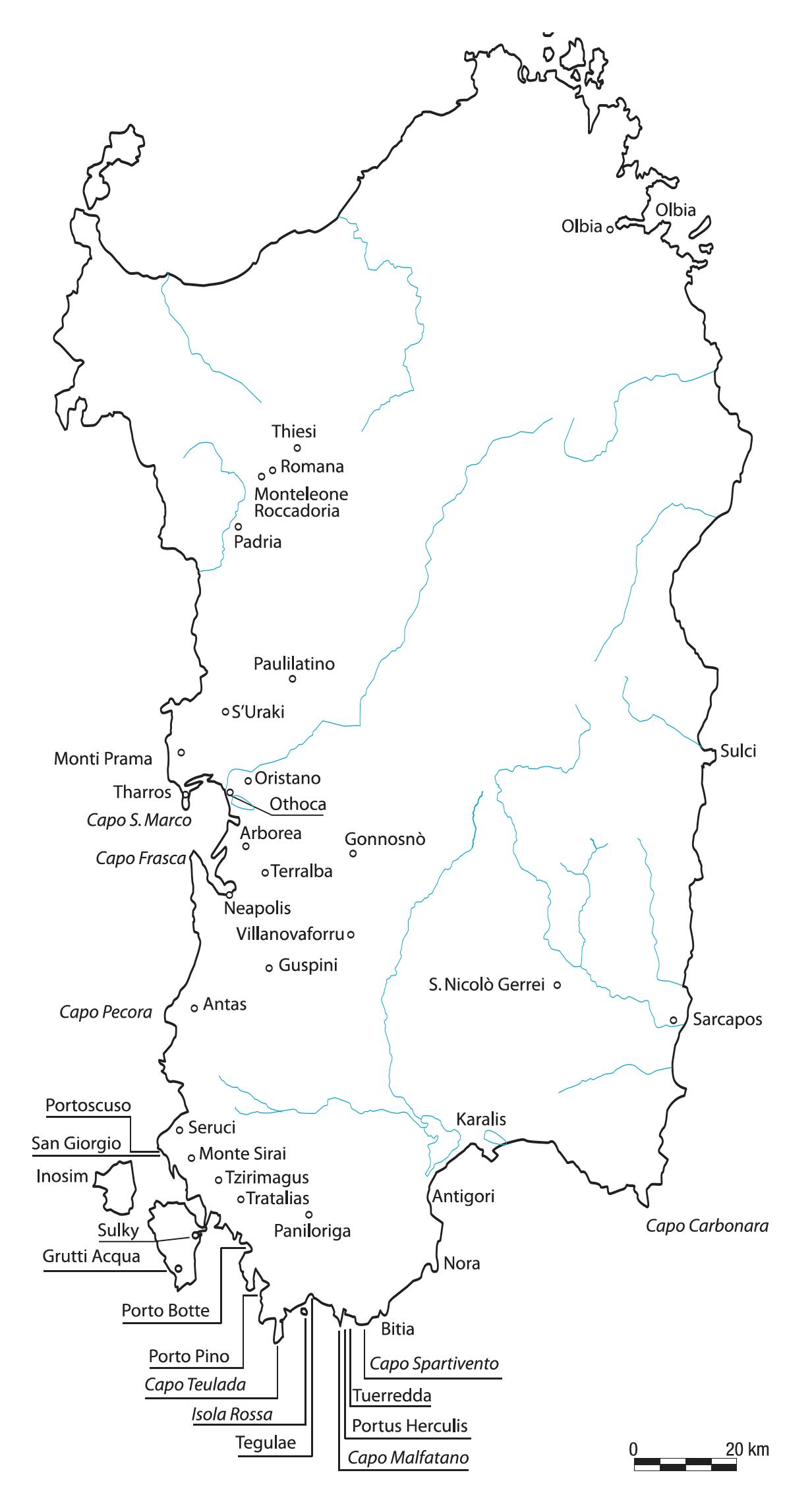 Cartina Sardegna Turistica.File Sardegna Fenicia E Punica Png Wikivoyage Guida Turistica Di Viaggio