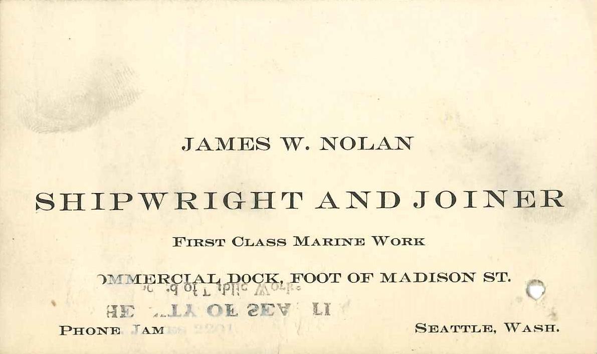 File:Shipwright\'s business card, circa 1905 (34659837123).jpg ...