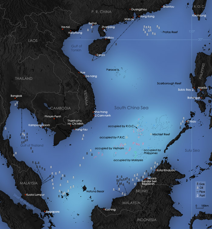 Island Hex Map