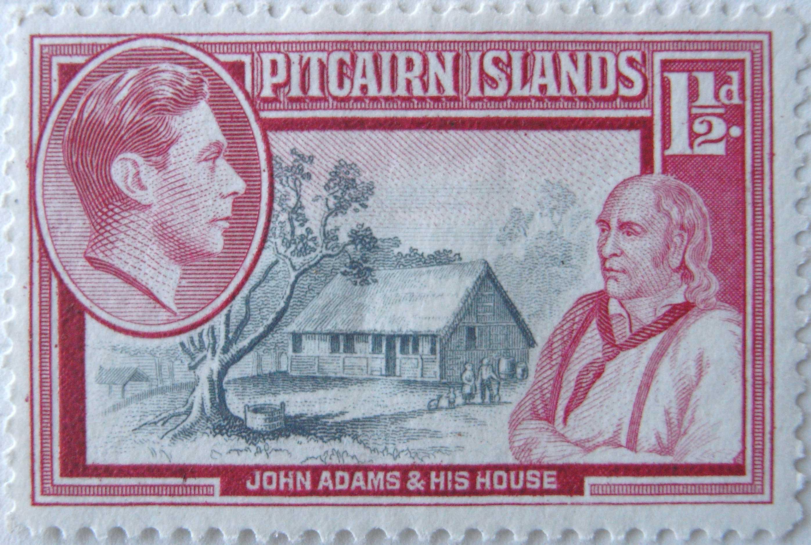 Pitcairn, la isla de la endogamia