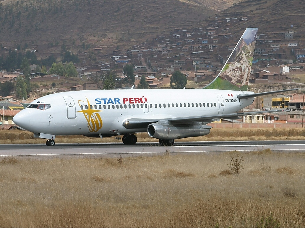 Resultado de imagen para peruvian airlines star peru