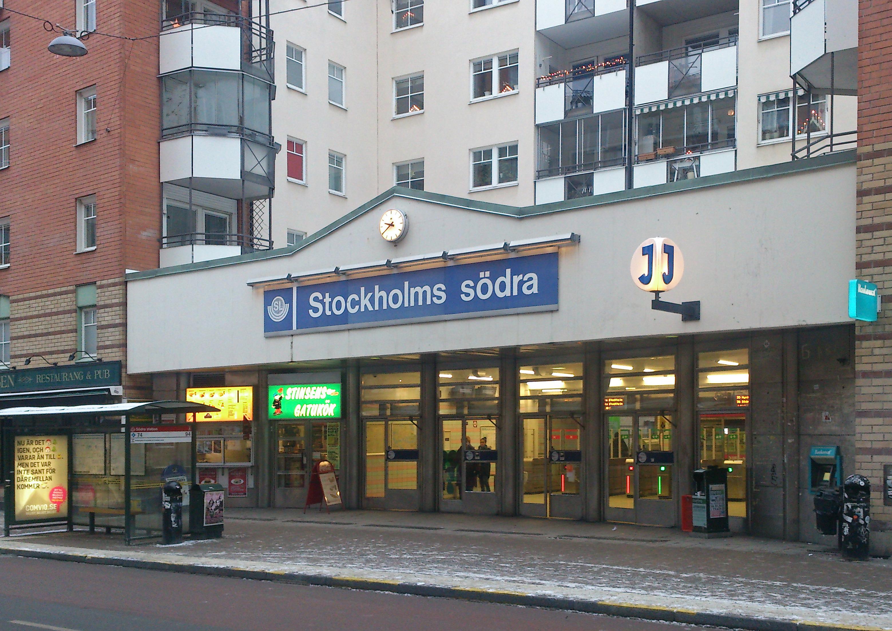 Stockholms Sodra Station Wikipedia
