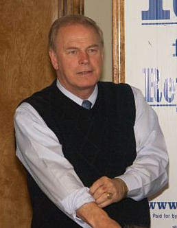 Governor Ted Strickland of Ohio