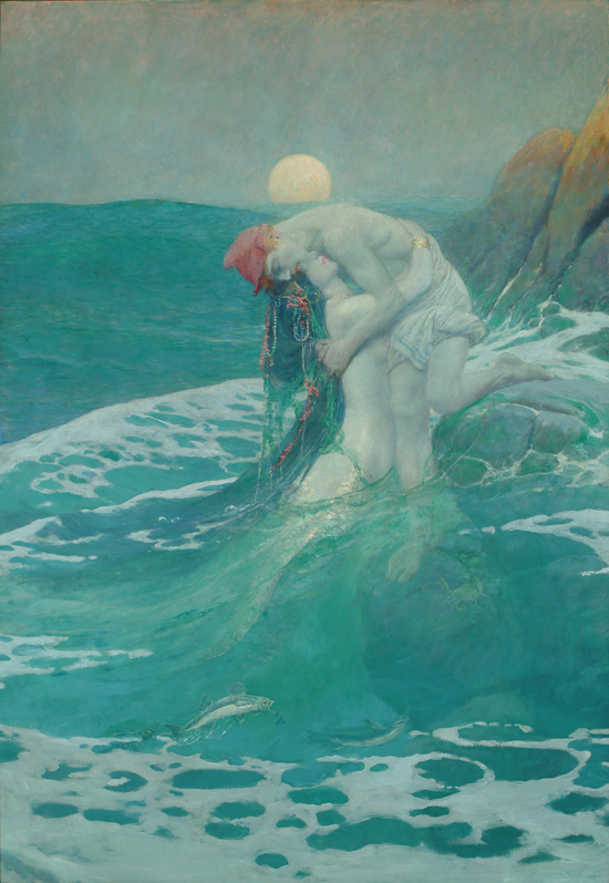 The Bizarre Tales of Four Lesser Known English Mermaids