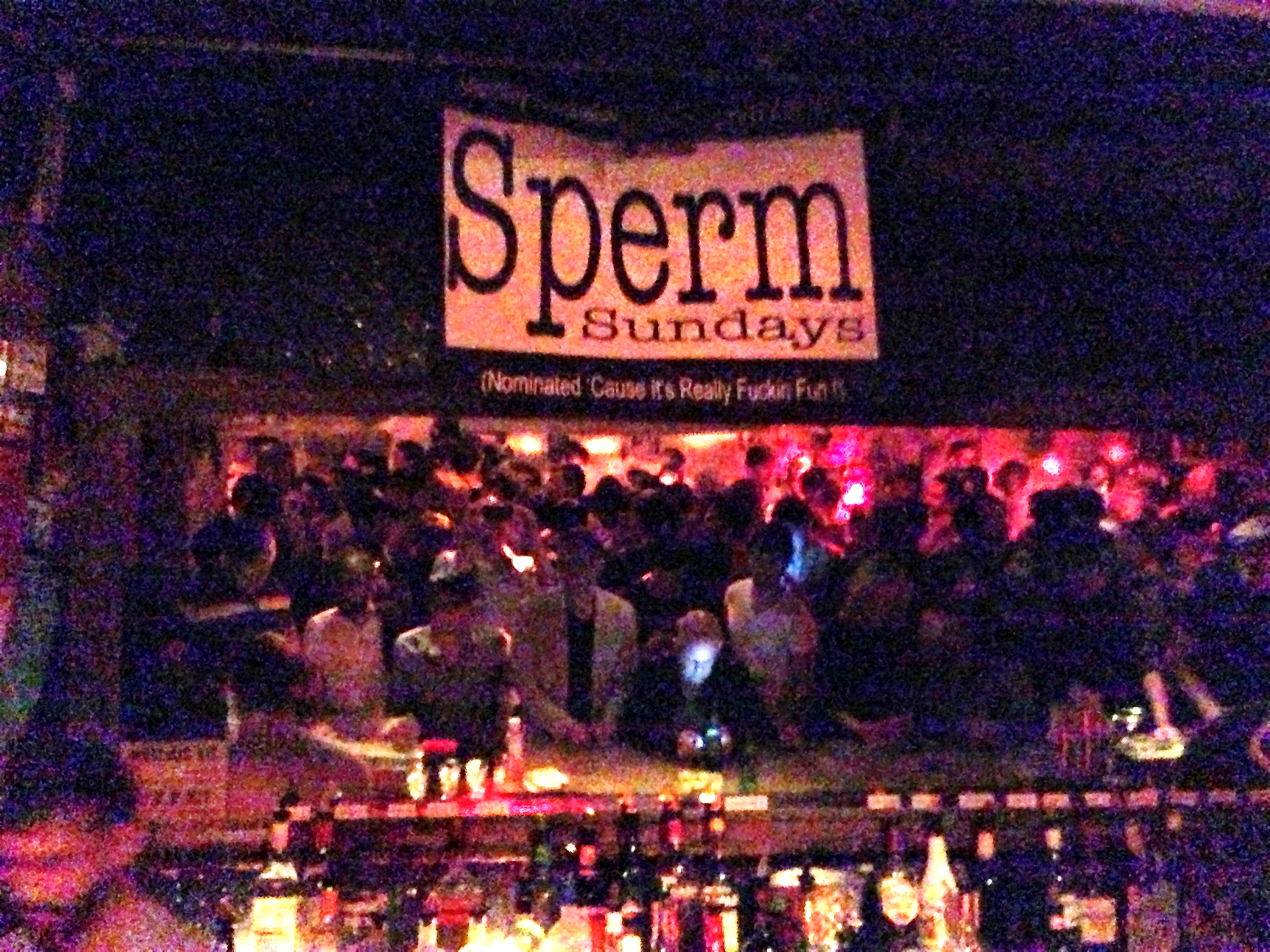 Sperm Party New York City
