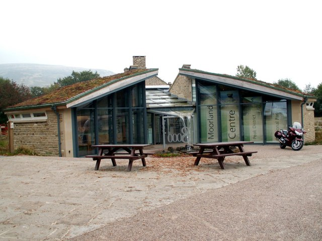 The Moorland Centre Edale - geograph.org.uk - 591534