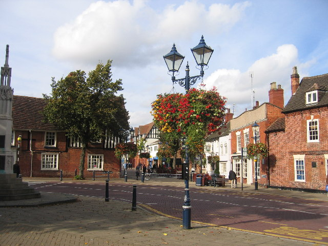 The Square, Solihull - geograph.org.uk - 63043