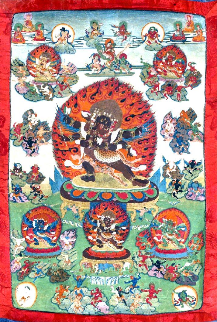 File:The Wrathful Deities of the Guhyagarbha Tantra png