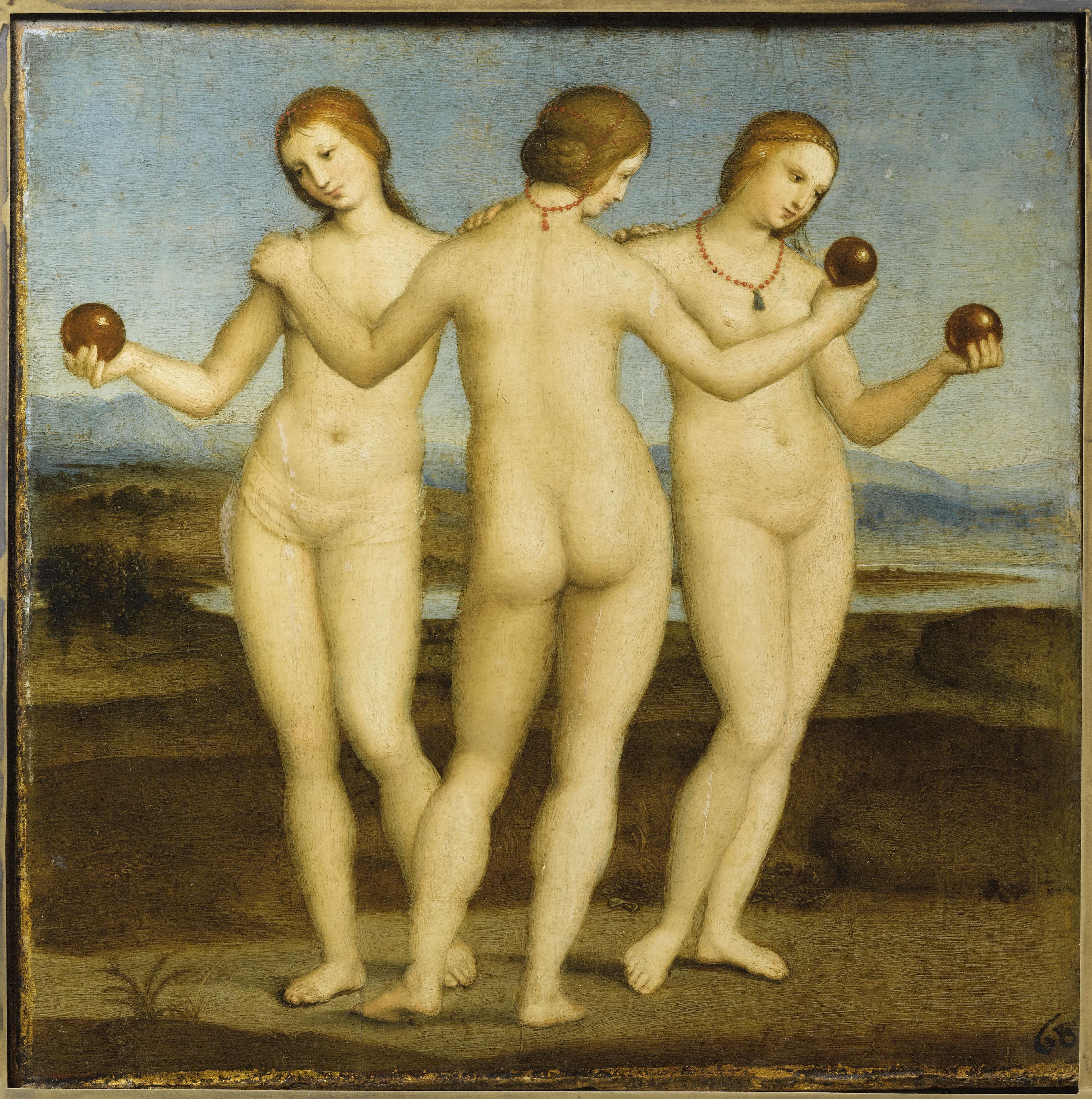 Разные леди показаны голыми  290069