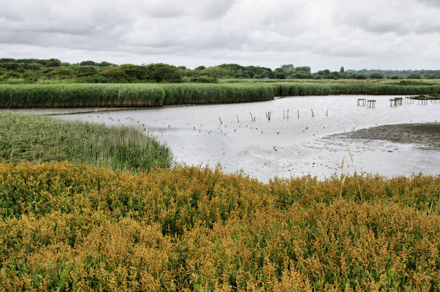 Titchfield Haven - geograph.org.uk - 1418094
