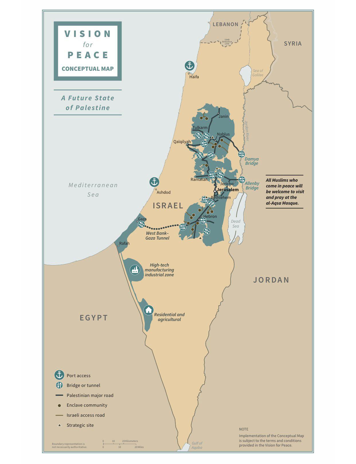 La Paix viendra de jordanie Trump_Peace_Plan_Map