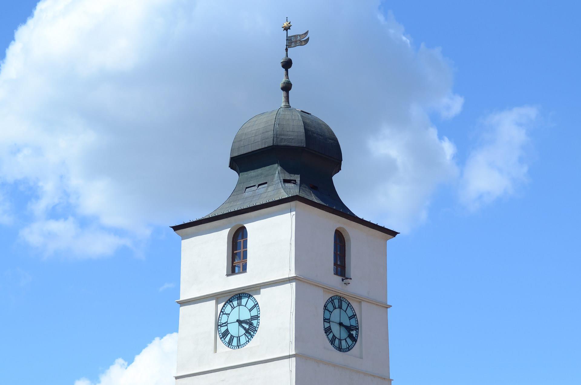 Imagini pentru turnul sfatului  sibiu