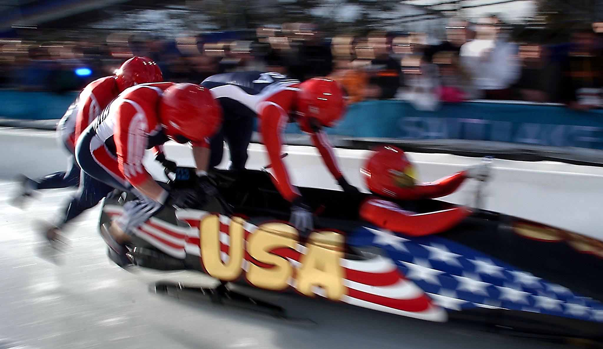 Bobsleigh at the 2002 Winter Olympics