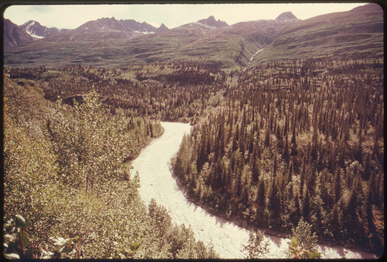 Pipeline River Crossing Pipeline River Crossing
