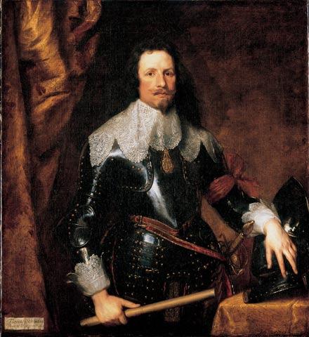 Van Dyck - Tomaso di Savoia-Carignano 1634