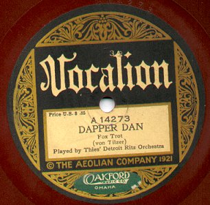 Vocalion Records American record label
