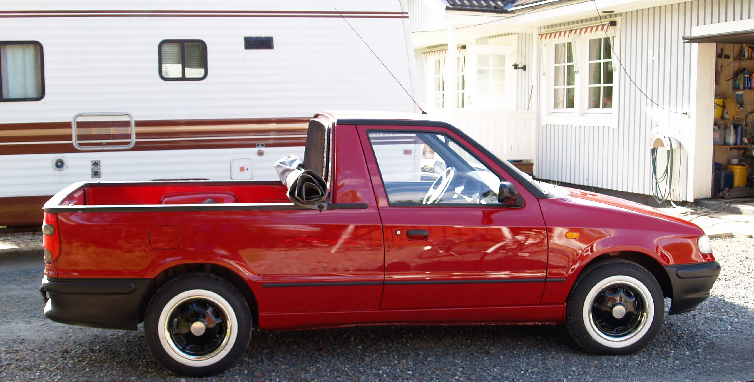 VW Caddy Pickup Truck for Sale