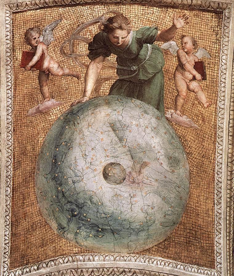 Primo moto wikipedia for Decorazione stanze vaticane