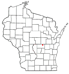 Saxeville, Wisconsin Town in Wisconsin, United States