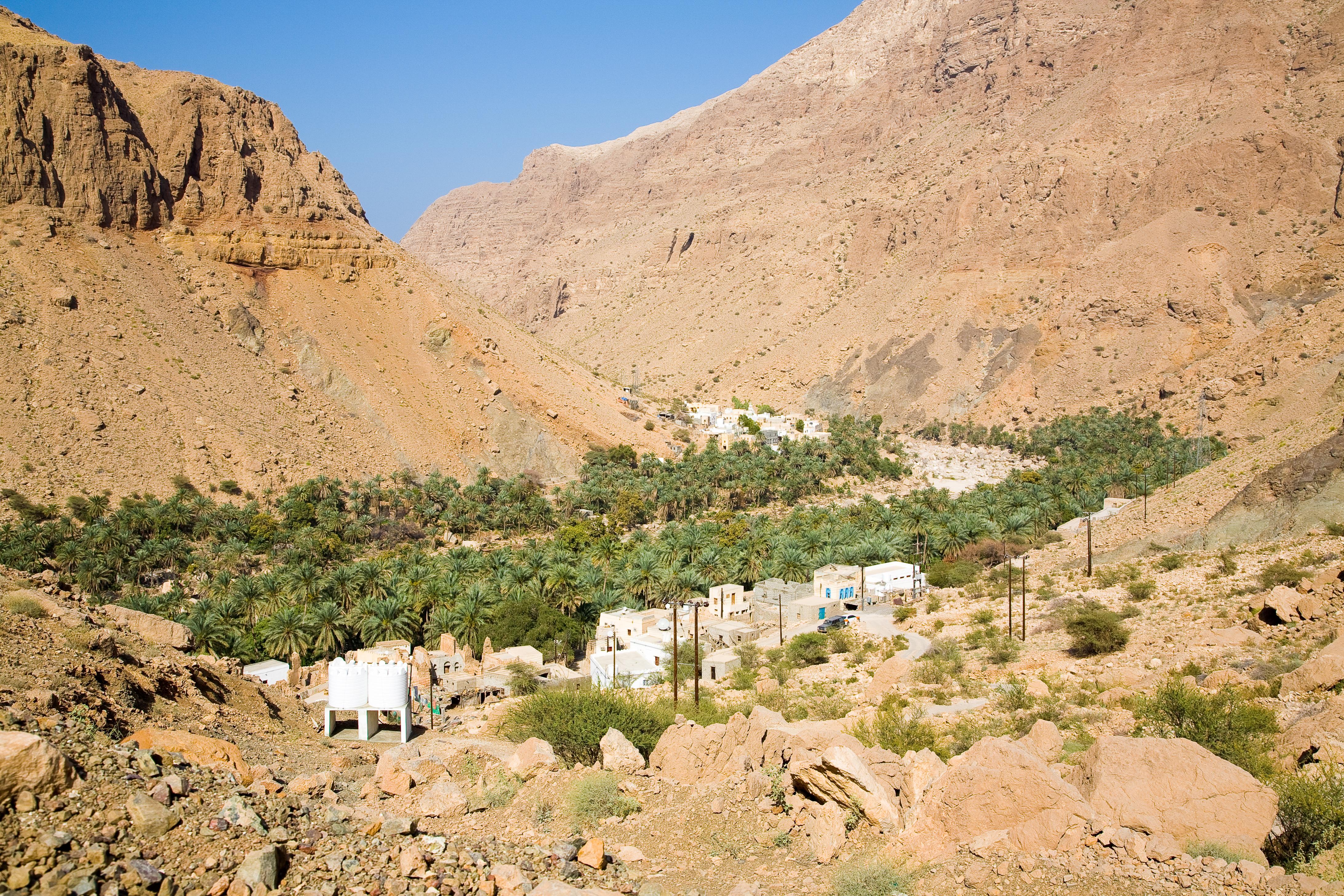 Tiwi Oman  city photo : Wadi Tiwi 3 Wikimedia Commons