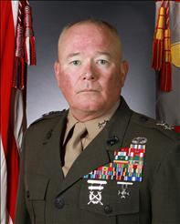 Walter Lee Miller Jr. American Marine Corps general