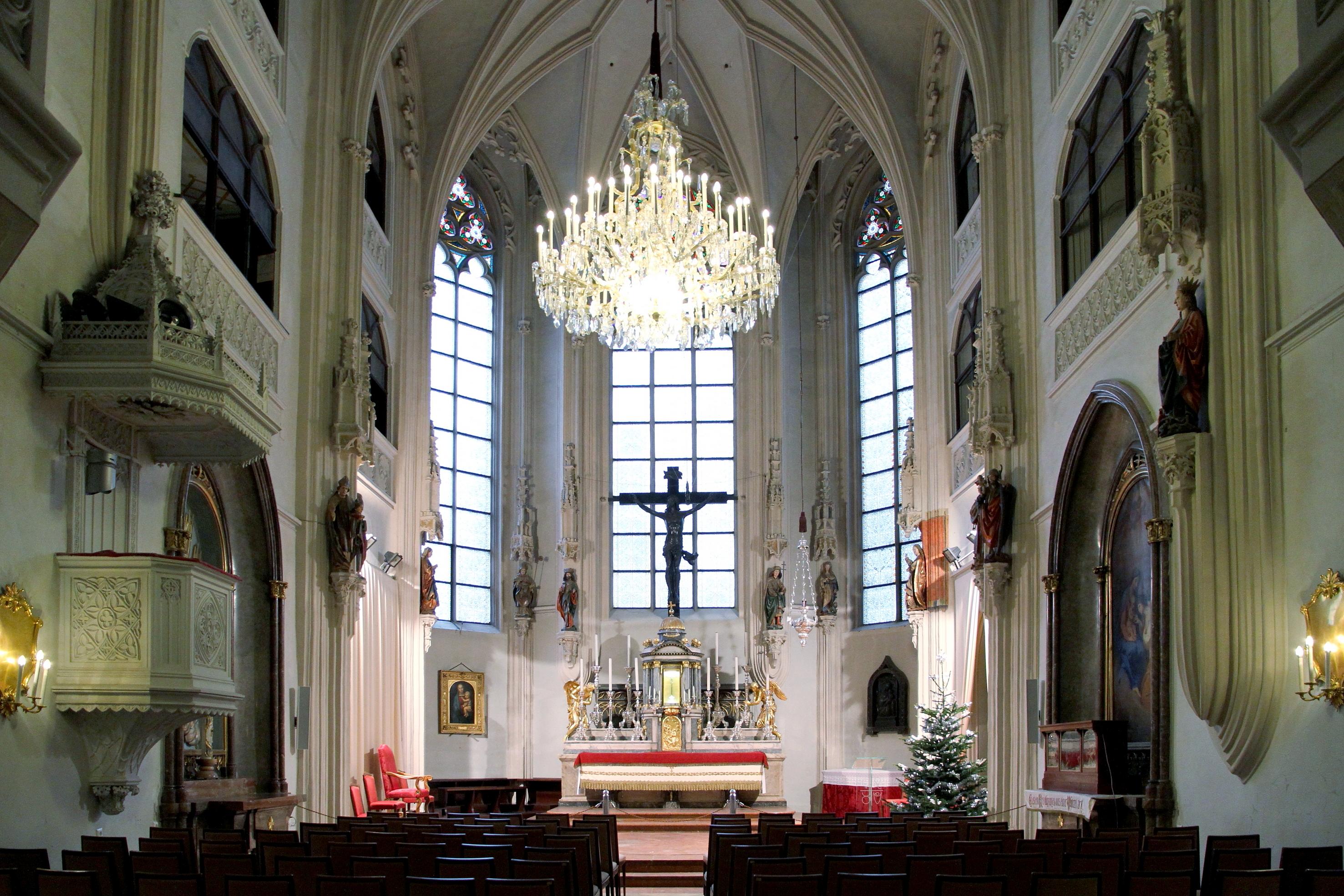 Wien - Hofburgkapelle.JPG
