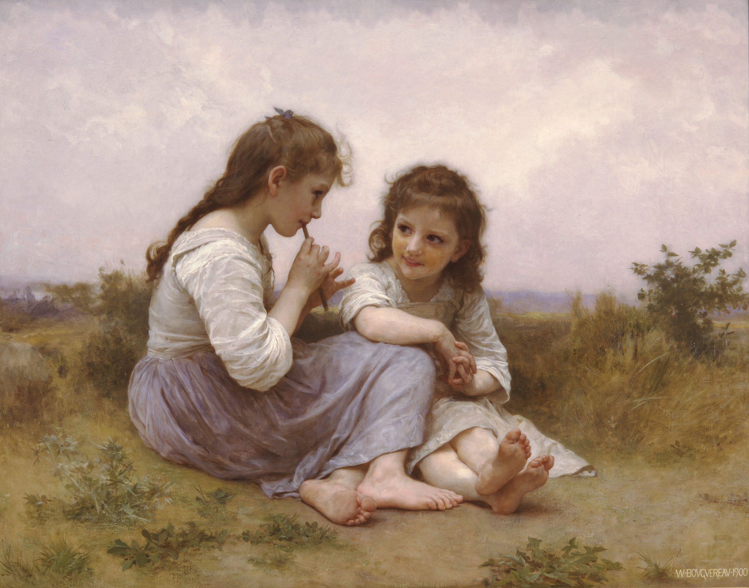 File william adolphe bouguereau 1825 1905 a childhood for 1825 2