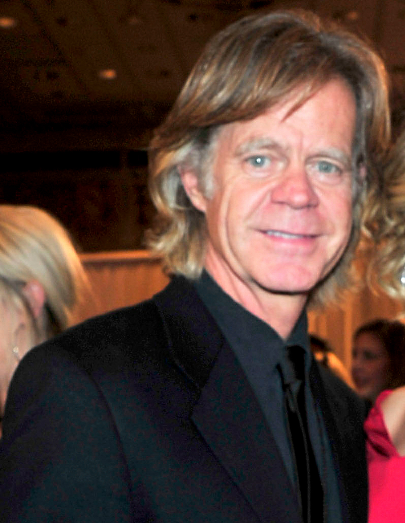 William H. Macy Größe