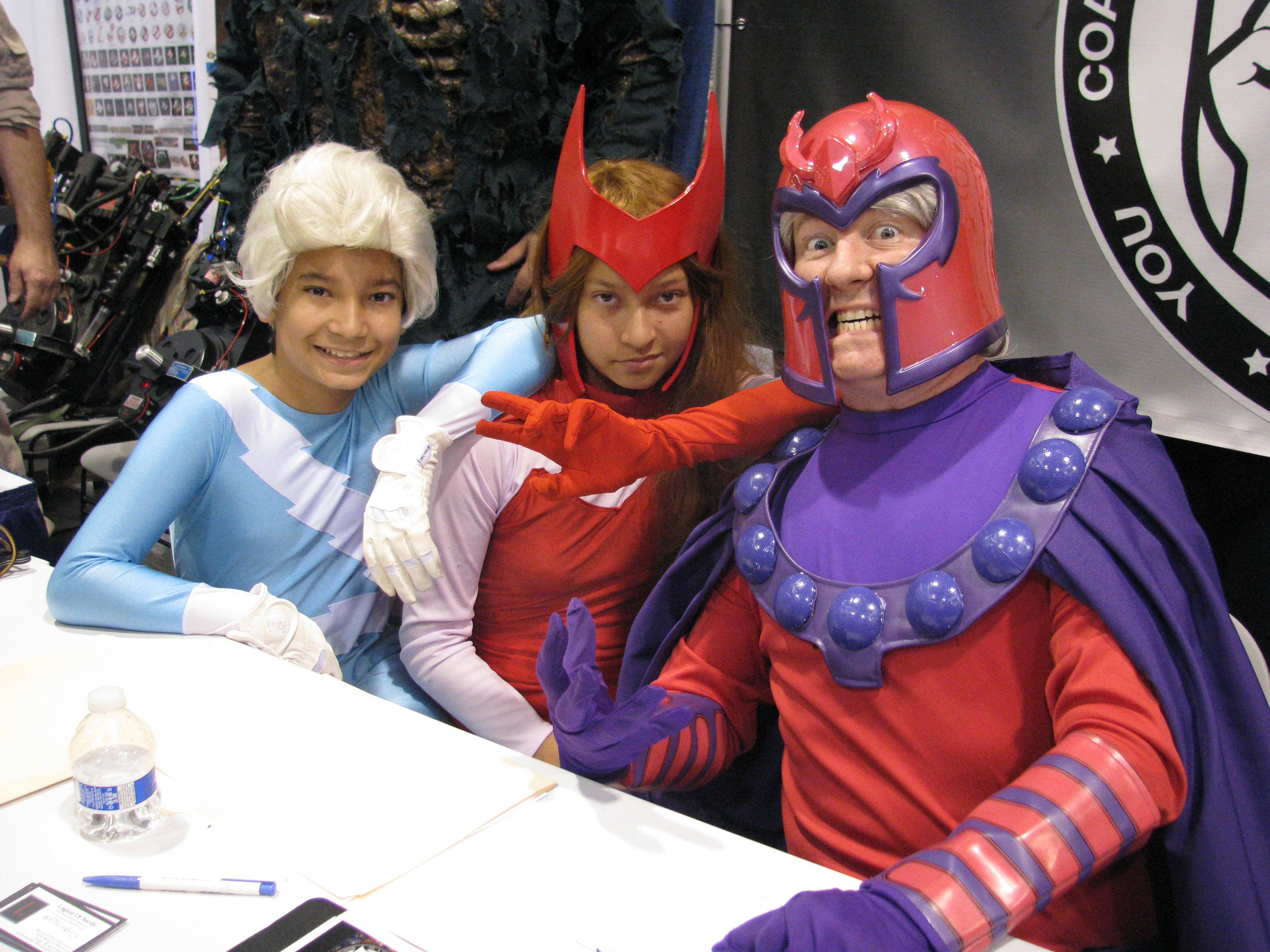 filewondercon 2014 quicksilver scarlet witch and