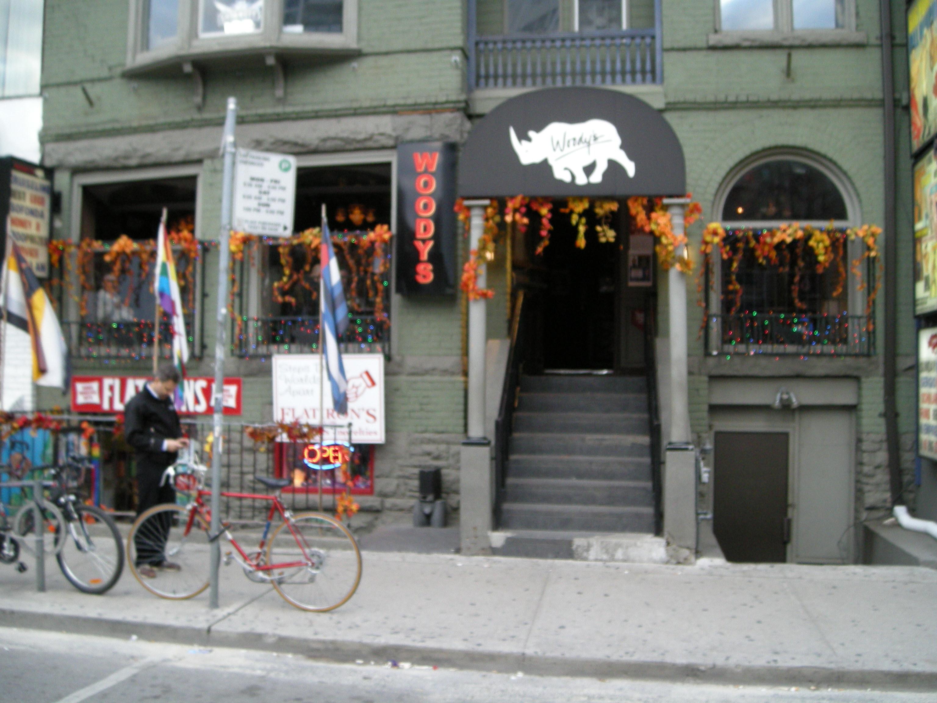Church Street Toronto Gay