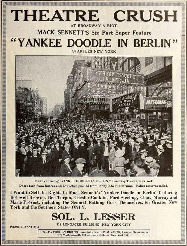Yankee Doodle in Berlin - Wikipedia