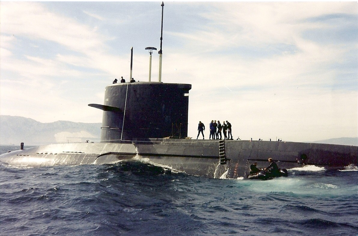 File:Zwaardvis class submarine deployment exercise jpg - Wikimedia