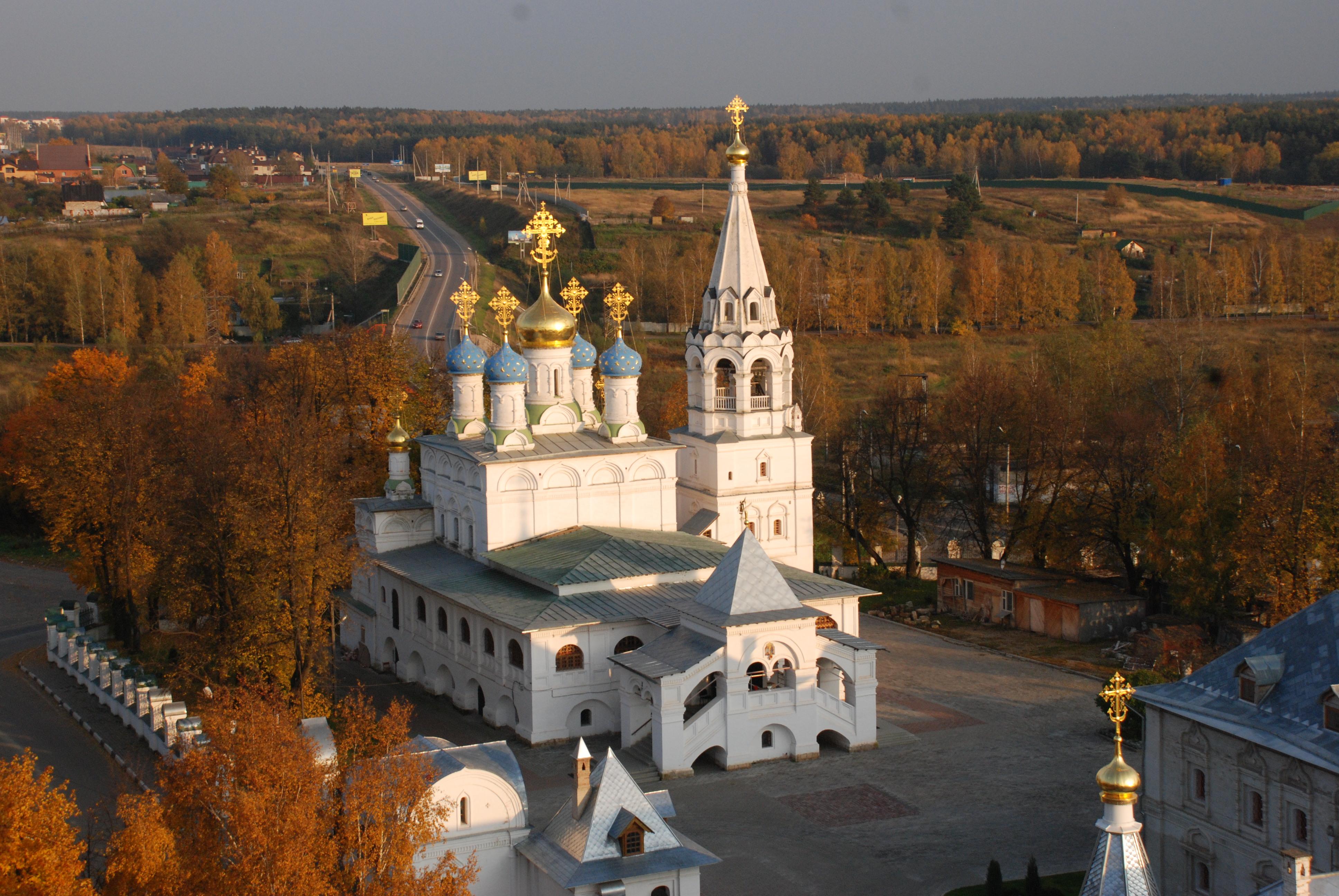Продолжаю знакомить вас с храмом в селе павловская слобода