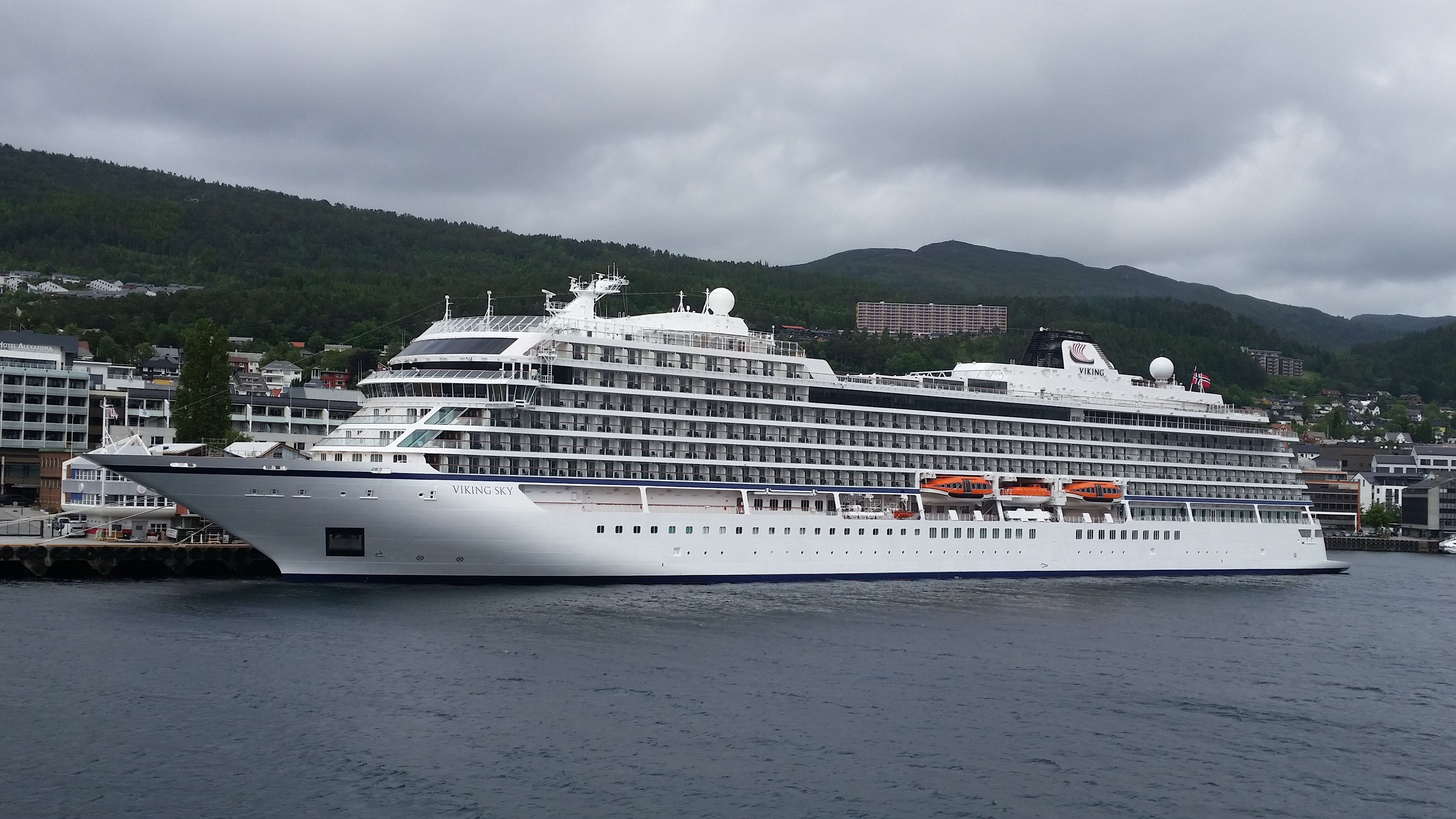 Viking Cruises | Voted #1 by Travel + Leisure | Oceans ...