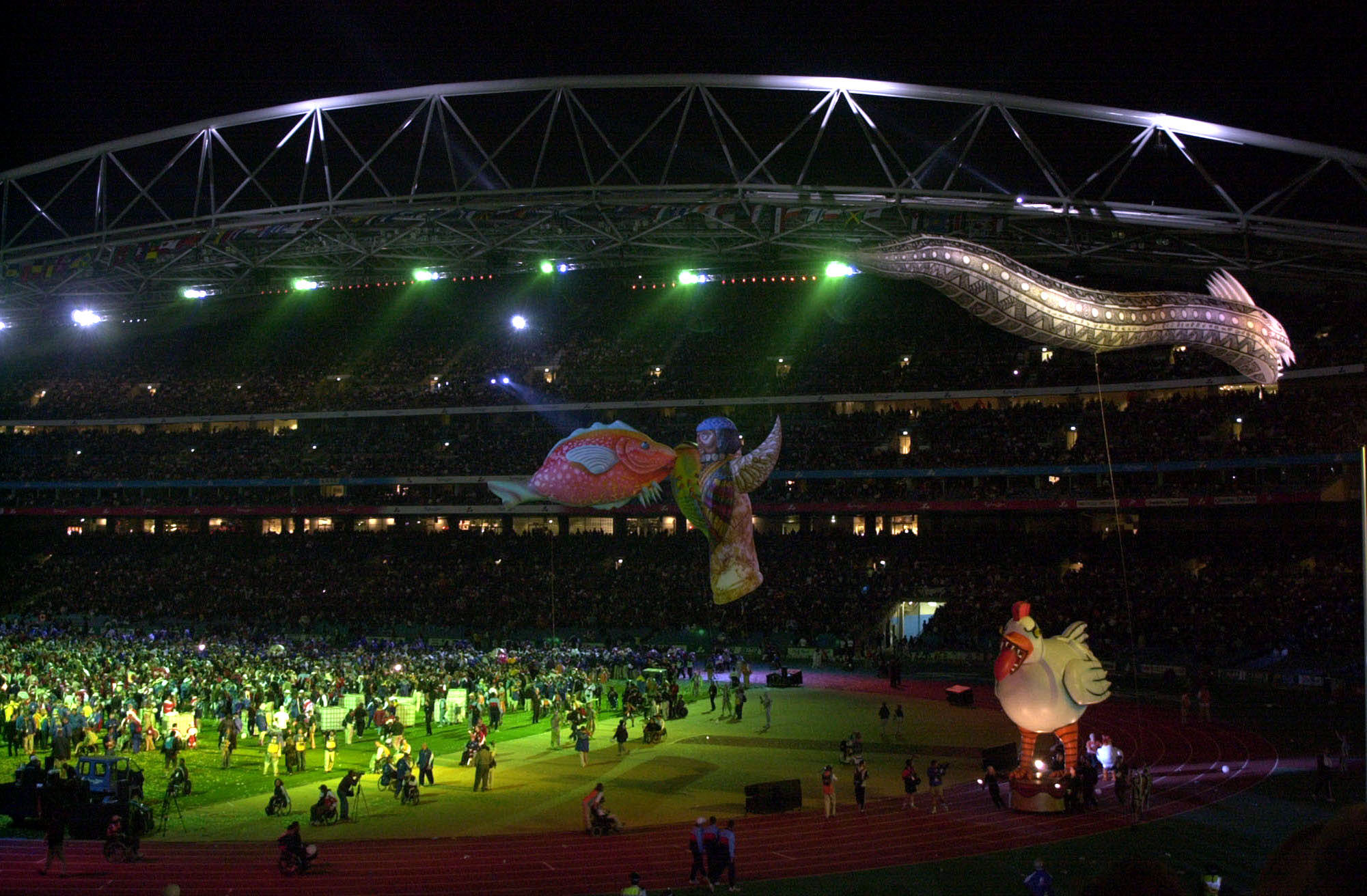 sydney 2000 closing ceremony download itunes - photo#20