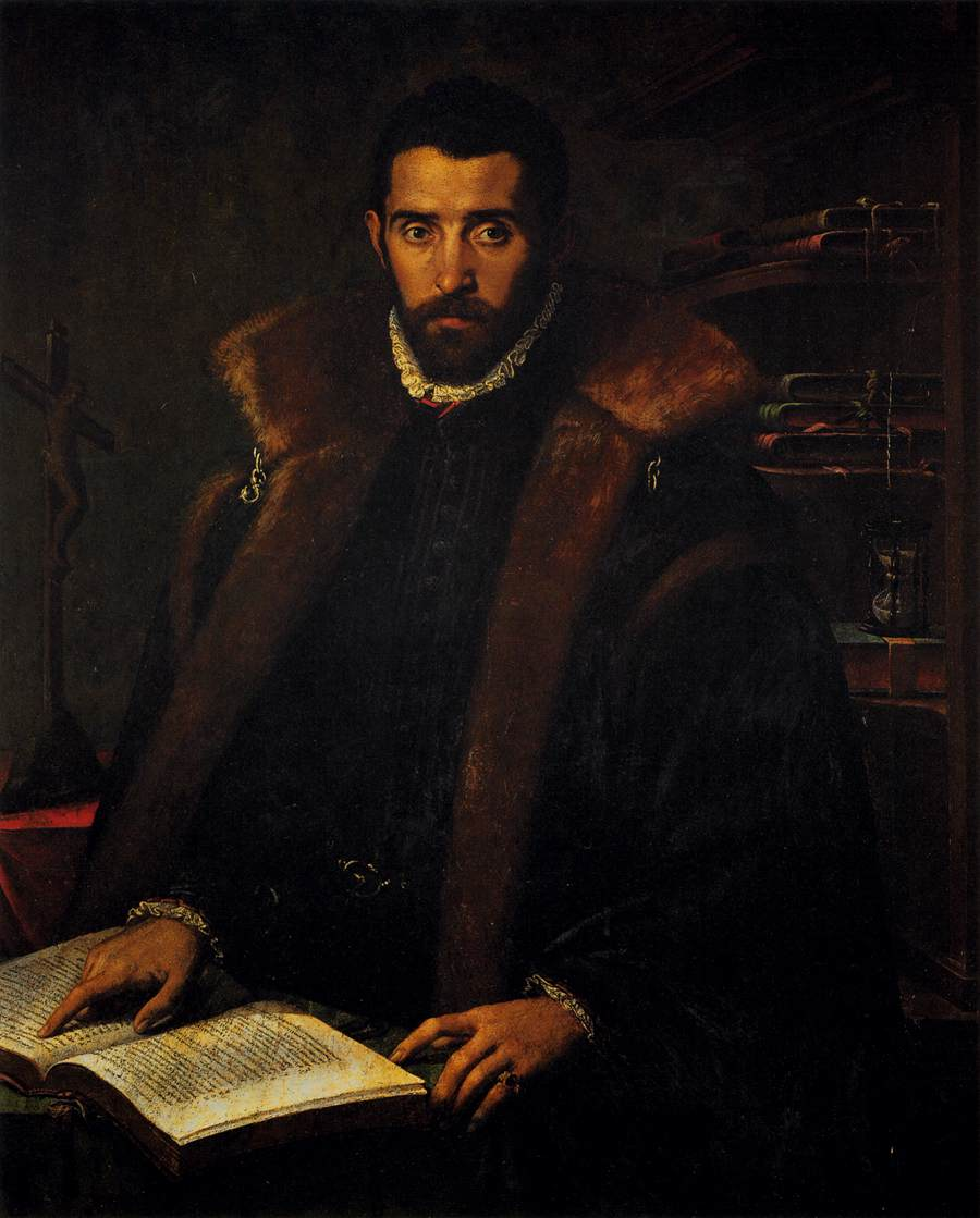 Torquato De file 16th century unknown painters portrait of torquato tasso
