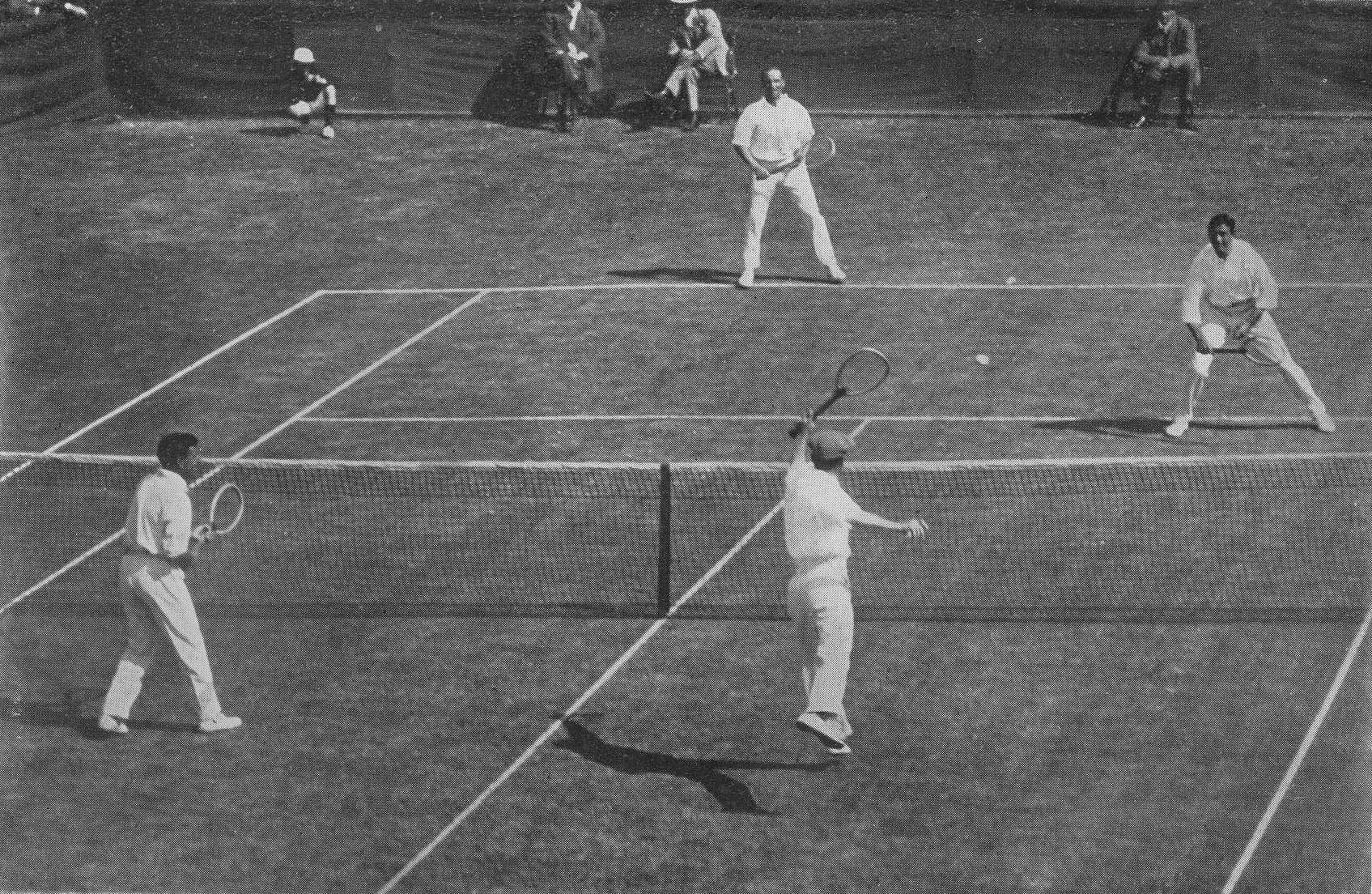 1912 International Lawn Tennis