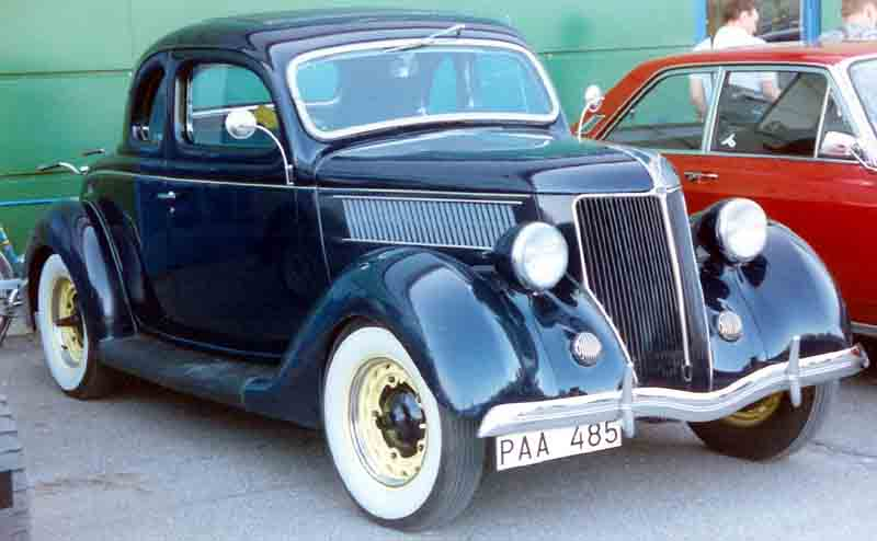 ford model 1936