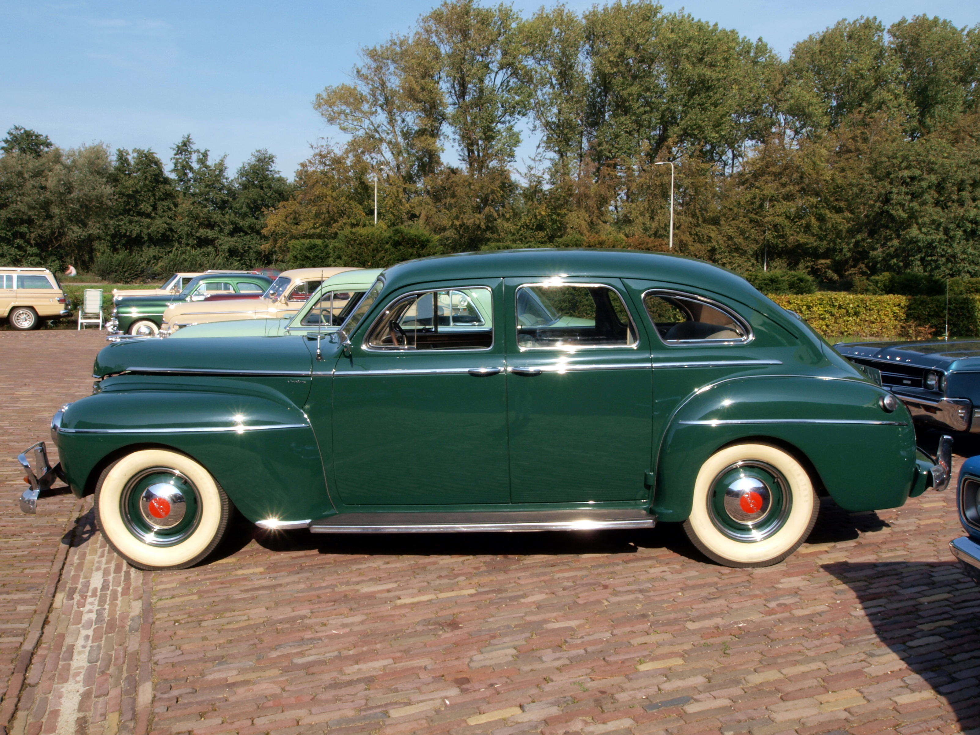 File 1941 Desoto S8s Custom Photo 8 Jpg Wikimedia Commons