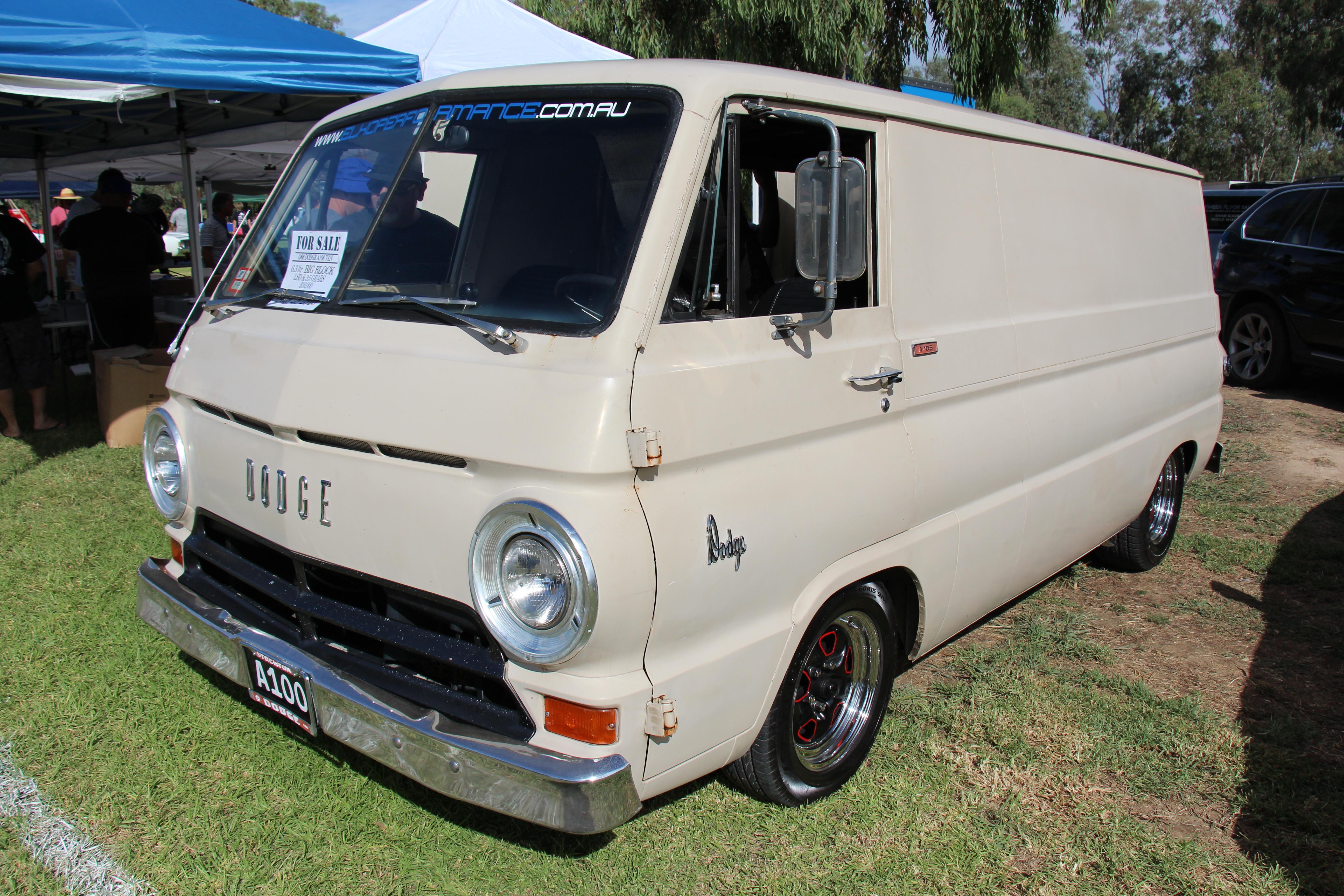 File1968 Dodge A108 Van 13397938824 Wikimedia Commons 1968 Pick Up