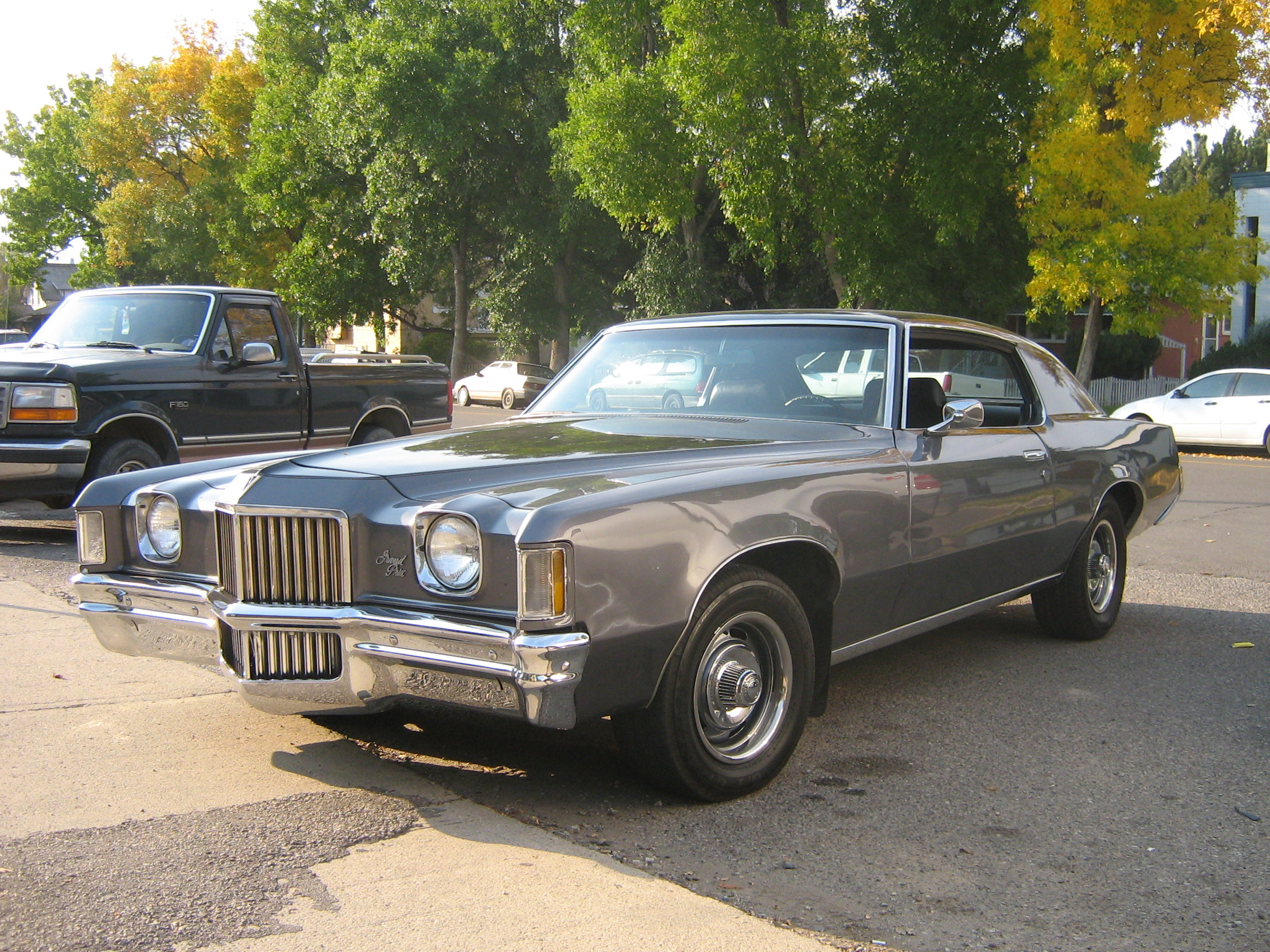 File 1972 Pontiac Grand Prix 2871879060 Jpg Wikimedia Commons