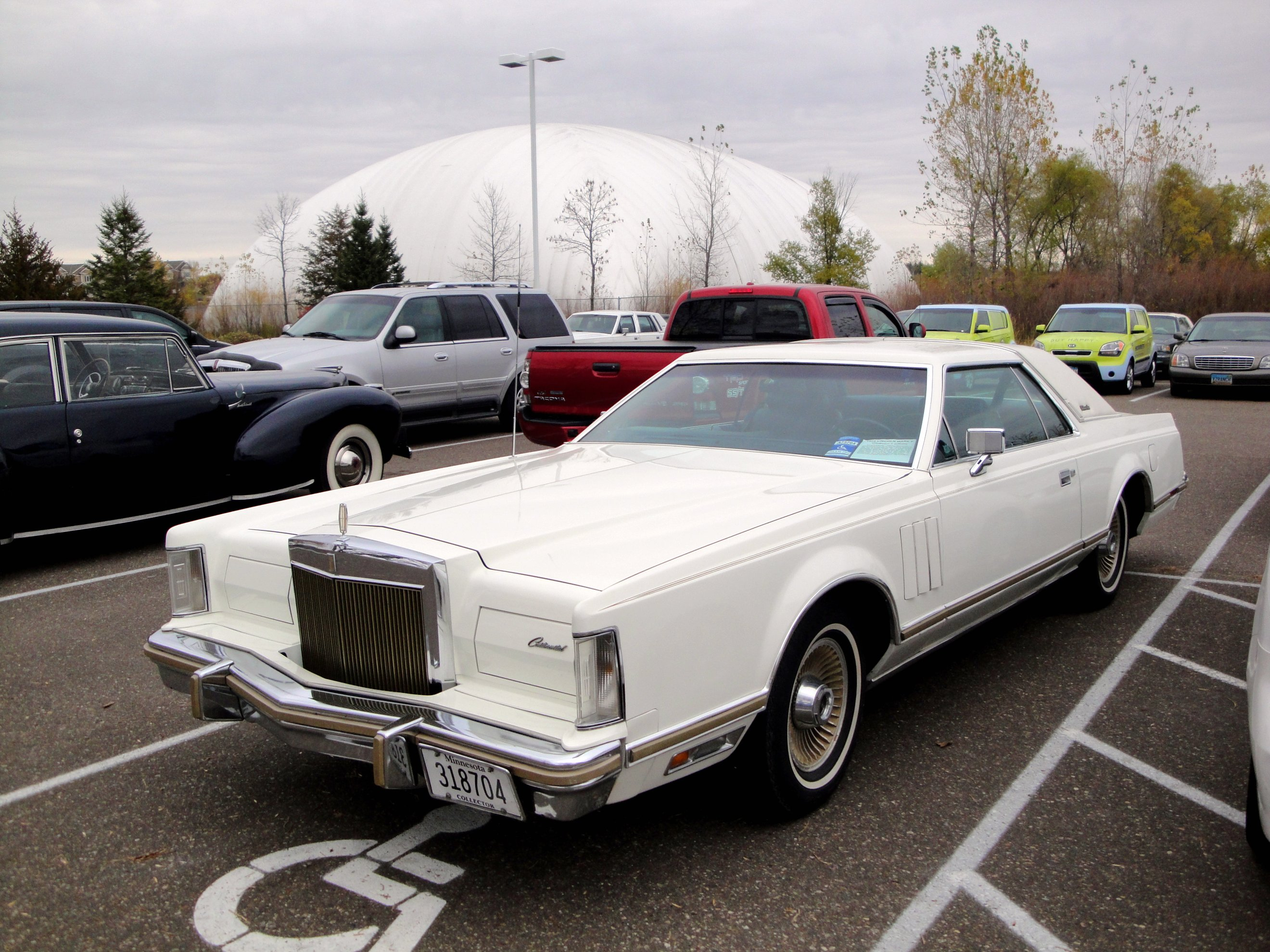 File 1979 Lincoln Continental Mark V Collectors Series Jpg Wikimedia Commons