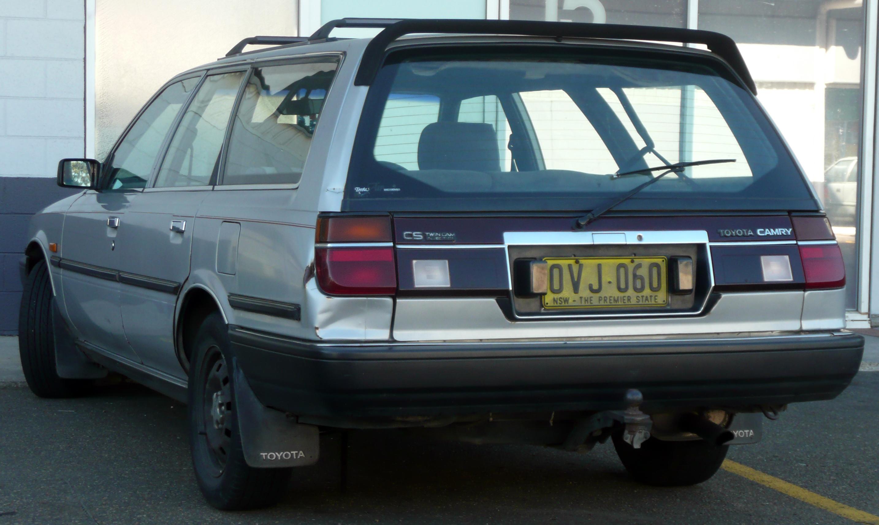 File 1987 Toyota Camry Sv21 Cs Station Wagon 2008 12 23 Jpg