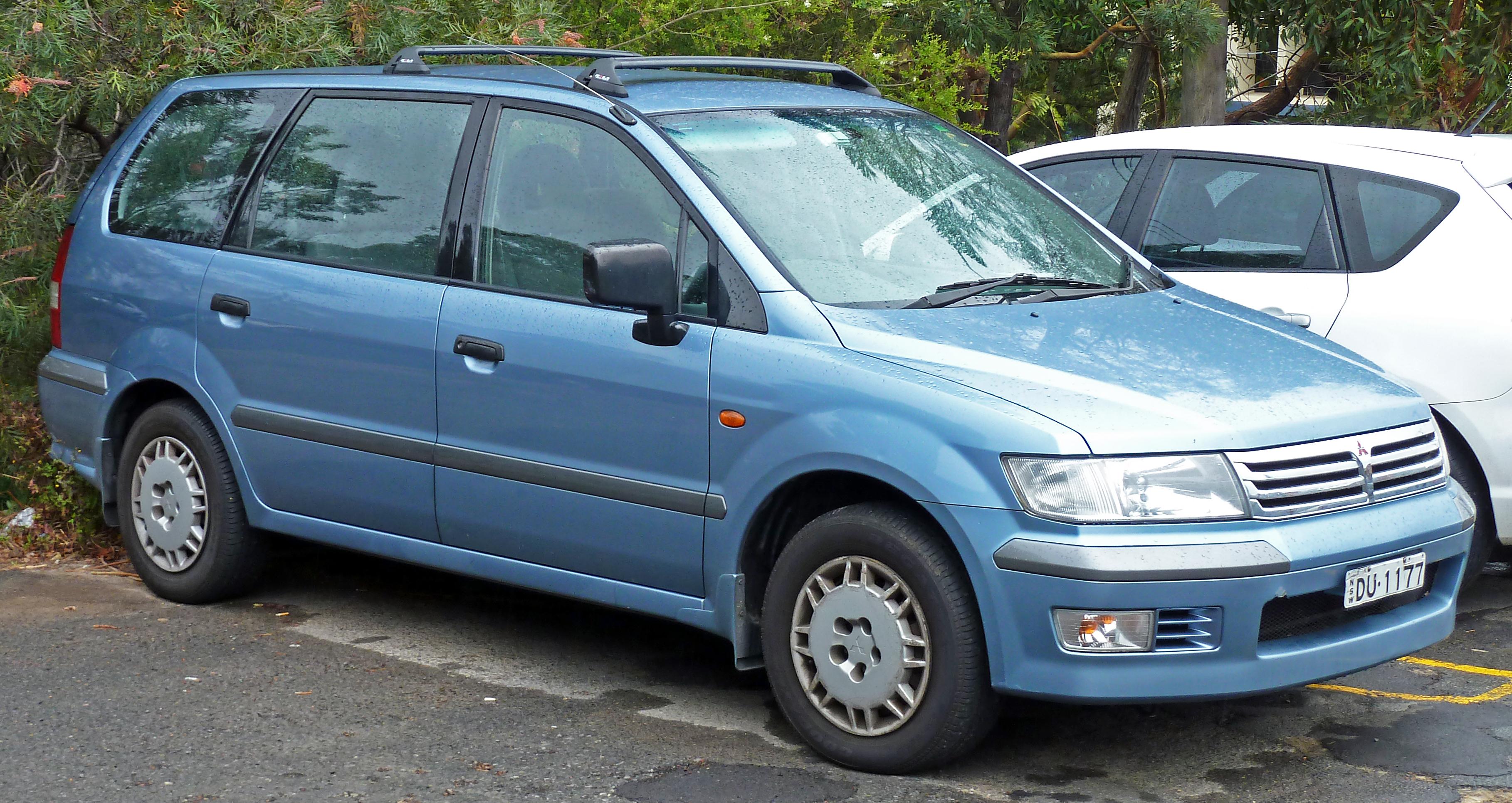 File:1998-2001 Mitsubishi Nimbus (UG) GLX van (2010-07