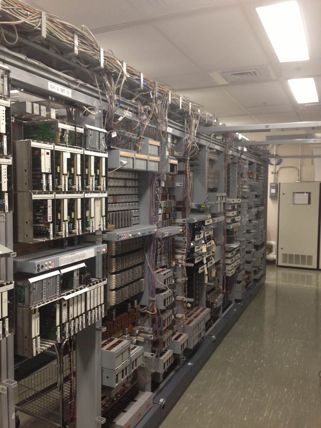 Number One Electronic Switching System Wikipedia Wiring Multiple Reed Switches
