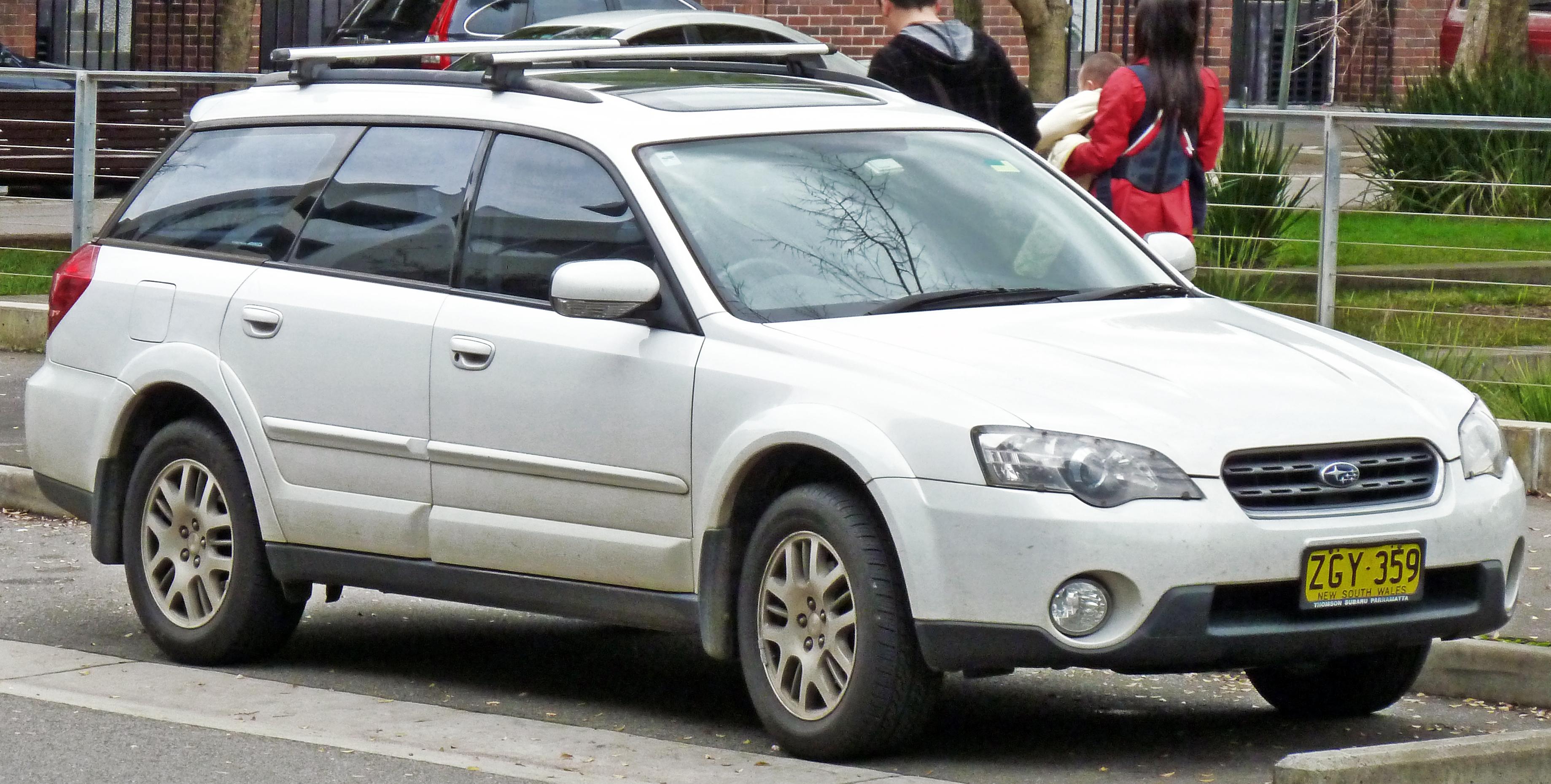 File 2003 2006 Subaru Outback 2 5i Station Wagon 2010 07