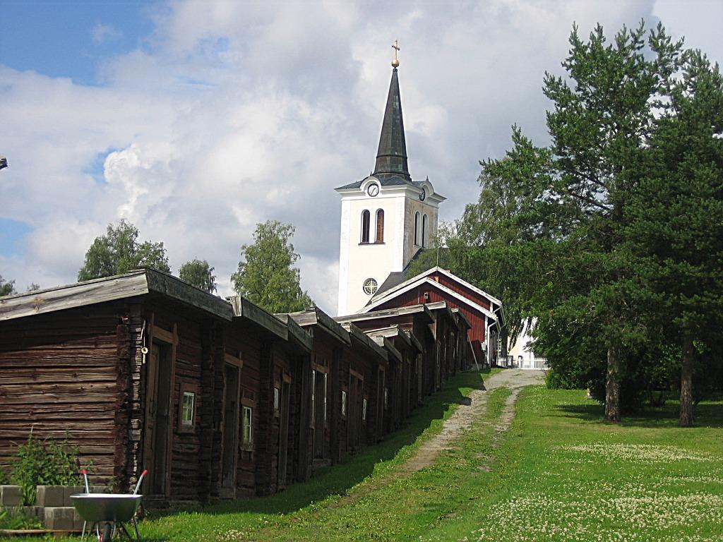 Liten Stuga i Revsund - Cabins for Rent in Revsund - Airbnb