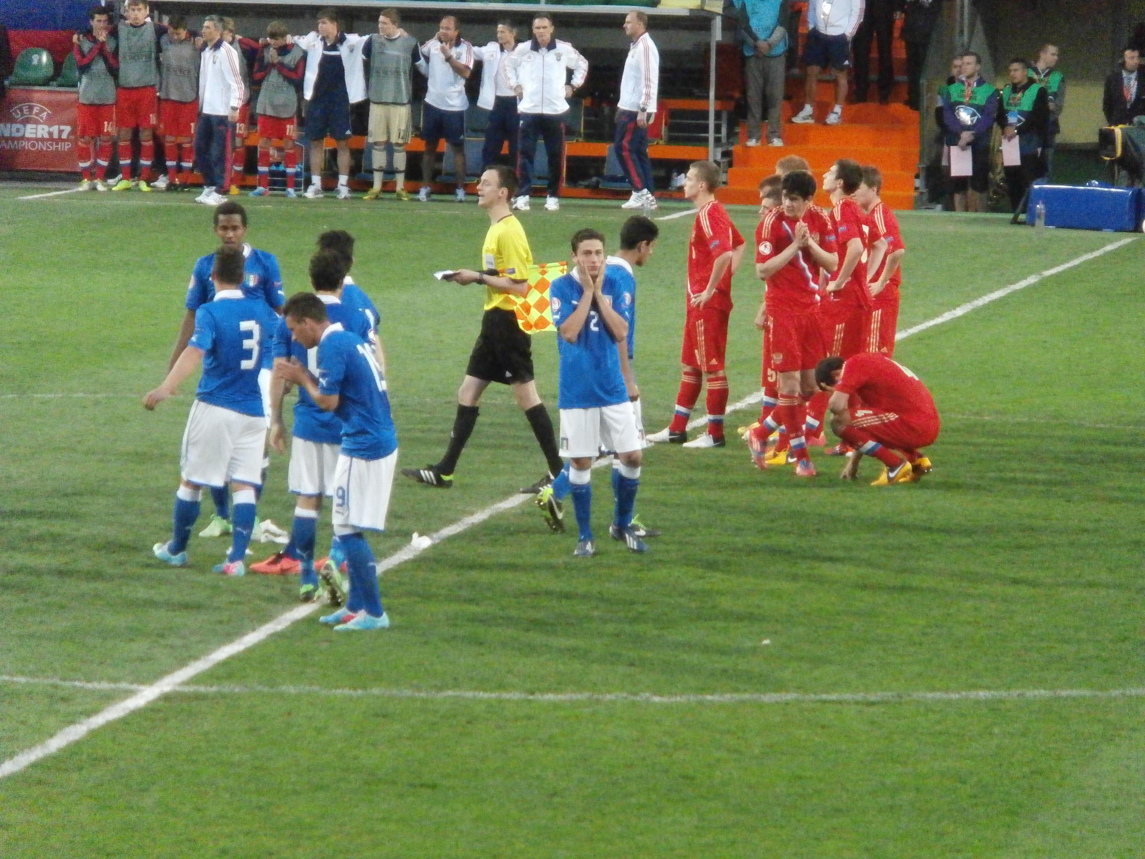 european championship football