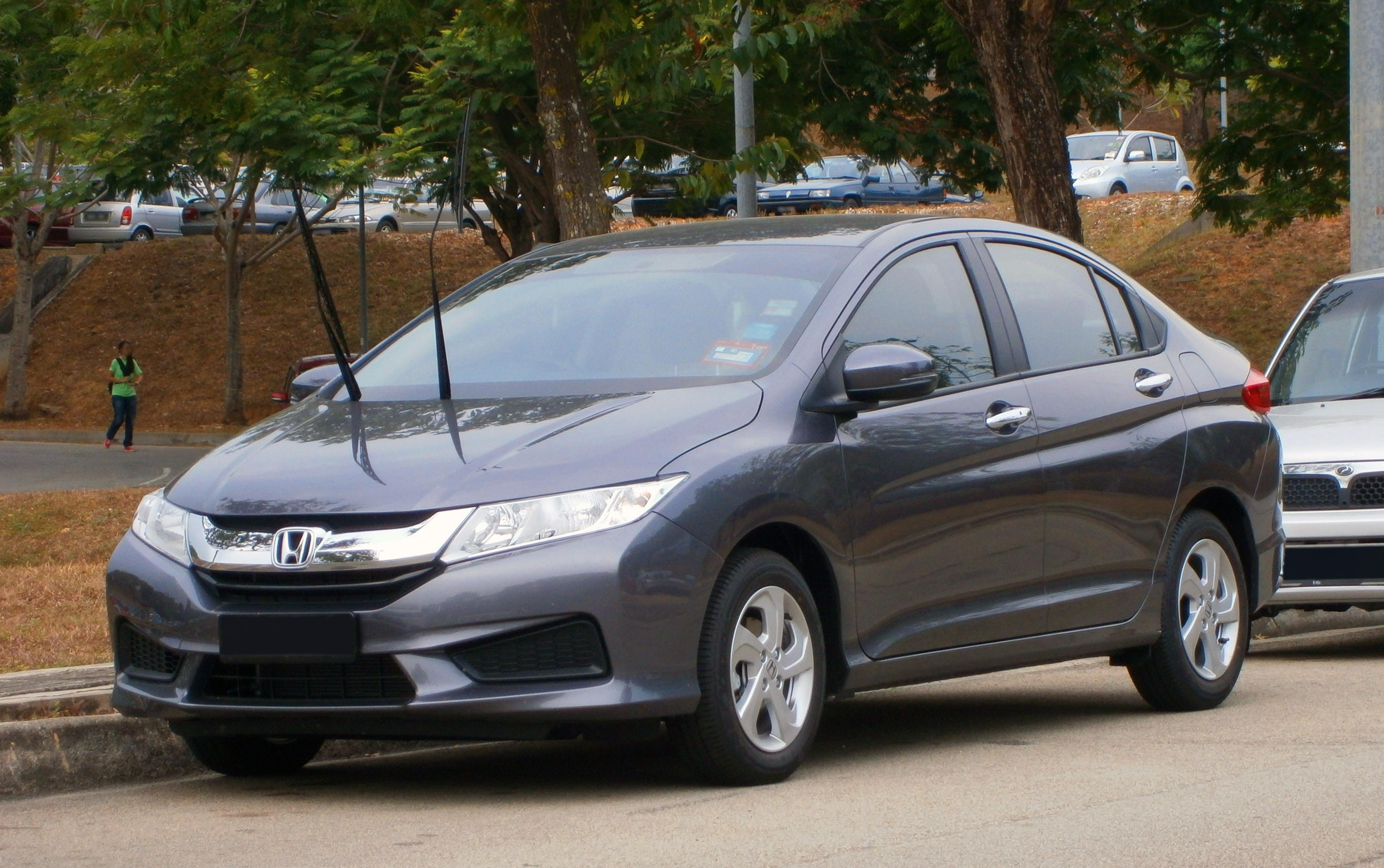 Хонда сити 2014 фото