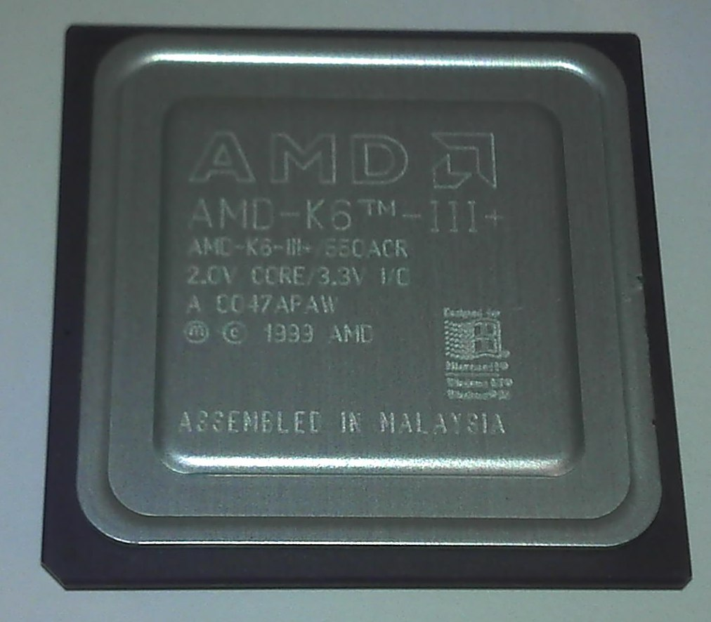AMD K6-III - Wikipedia, the free encyclopedia